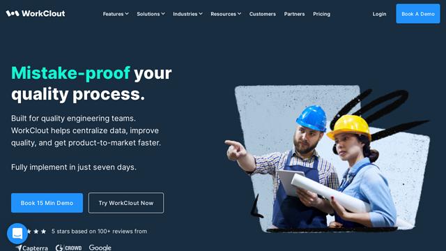 WorkClout API koppeling