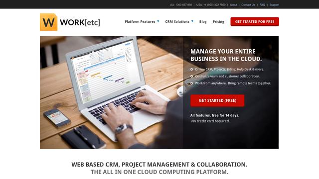 Worketc API koppeling