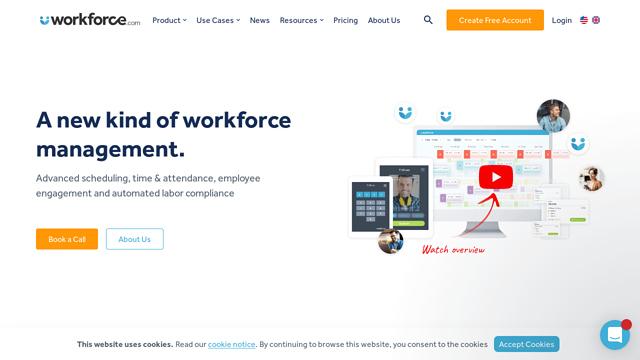 Workforce API koppeling