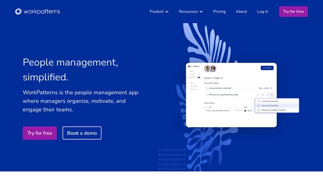 WorkPatterns API koppeling