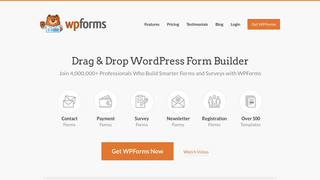 WPForms API koppeling