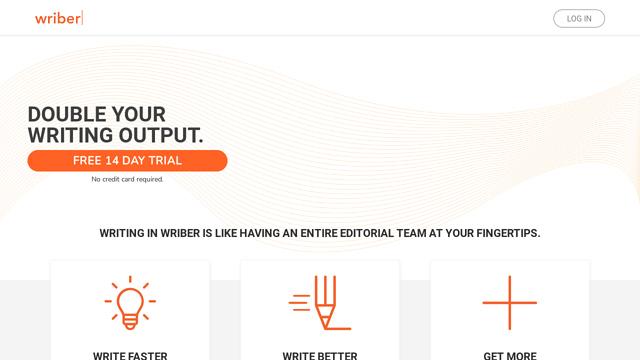 Wriber API koppeling