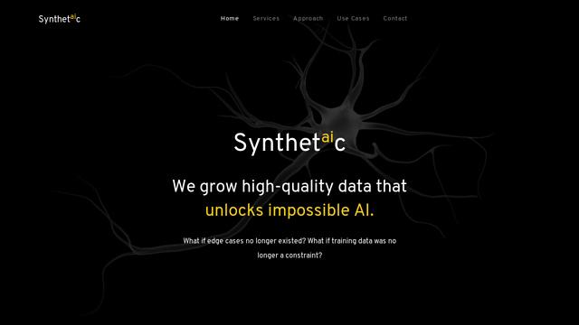 www.synthetaic.com API koppeling