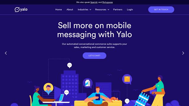 Yalo API koppeling