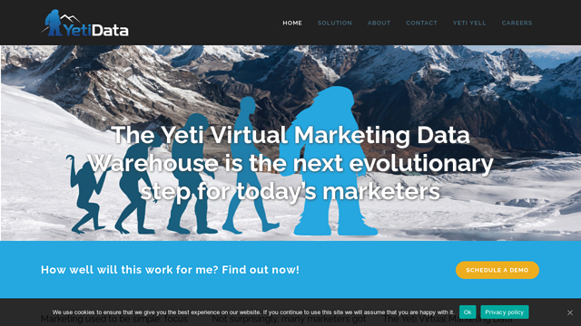 Yeti-Data API koppeling