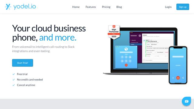 Yodel.io API koppeling