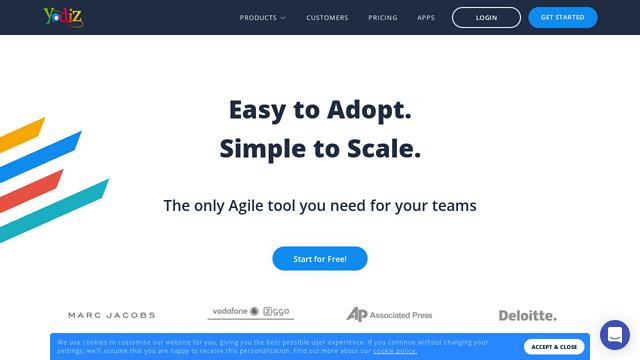 Yodiz API koppeling