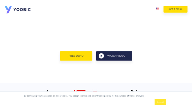 YOOBIC API koppeling