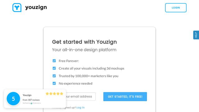 Youzign API koppeling