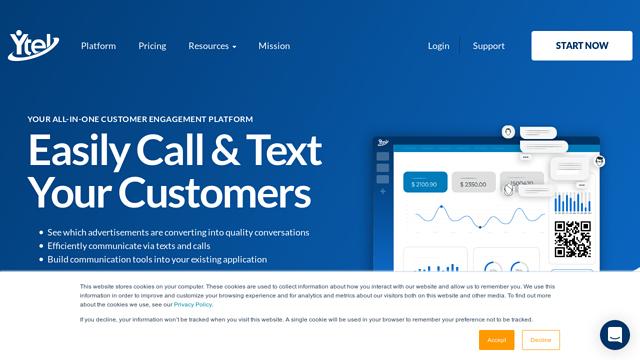 Ytel API koppeling