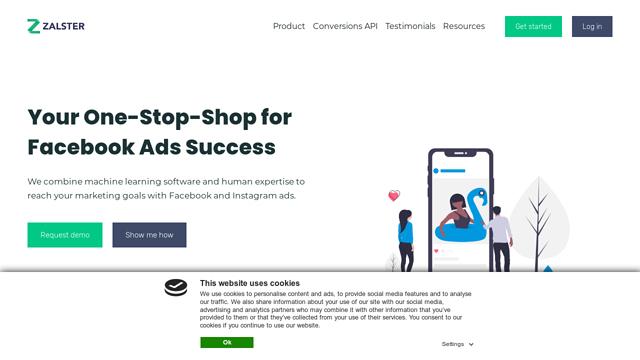 Zalster API koppeling