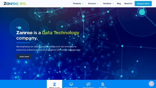 Zanroo API koppeling