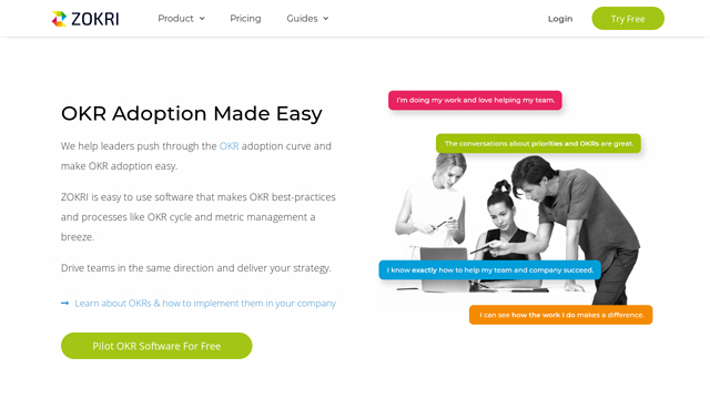 ZOKRI-App API koppeling