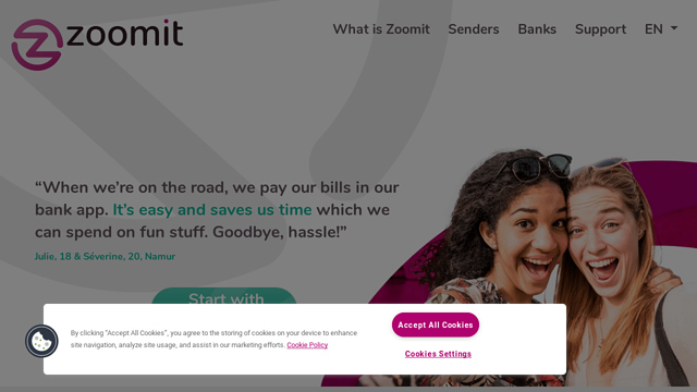 Zoomit API koppeling