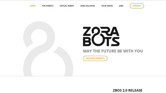 ZORA-ROBOT API koppeling